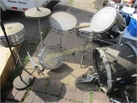 REMO DRUM SET 7 PIECES
