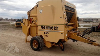 VERMEER 605L For Sale - 15 Listings   TractorHouse.com ... on
