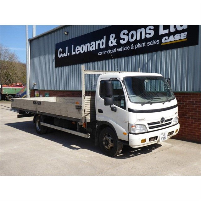 2011 HINO 300 815 For Sale In Guisborough, England United