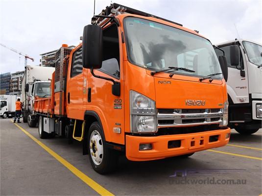 2012 Isuzu NQR 450 Suttons Trucks - Trucks for Sale