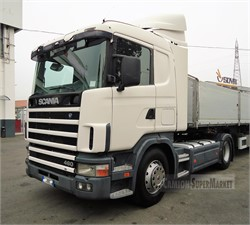SCANIA R144  used