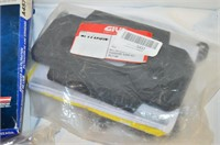 Grp, of Assorted Auto Parts - Hub, Brake Pads,