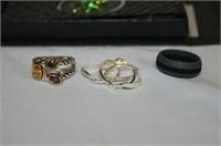 Quantum Pendant and Rings