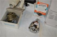 Grp, of Assorted Plumbing Parts