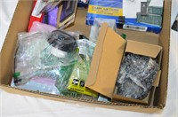 Box of Assorted Items