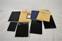 Grp, of Assorted Tablet Cases and Screen
