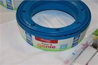 Diaper Genie Refills, Change Mat, Soother Clip,