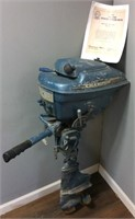 1947 CHAMPION OUTBOARD MOTOR