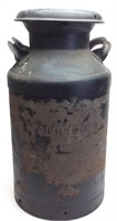ANTIQUE 10 GAL. MEADOW GOLD DAIRY CAN
