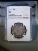 April 2019 Online Coin and Currency Auction