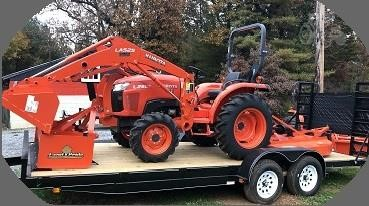 KUBOTA L2501 For Sale In Lynchburg, Virginia - 5 Listings
