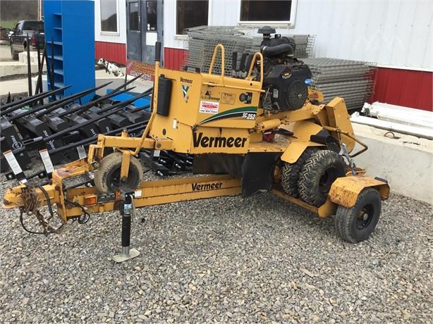Vermeer Stump Grinder For Sale >> Vermeer Wheel Stump Grinders Logging Equipment For Sale 66