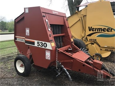HESSTON Round Balers For Sale - 161 Listings | MarketBook co tz
