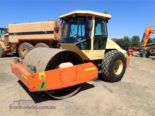 0 Dynapac CA252D Heavy Machinery for Sale