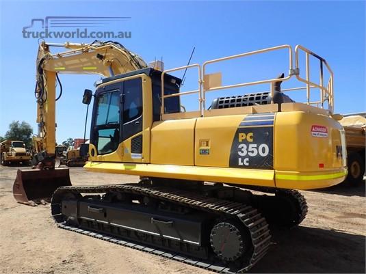 2014 Komatsu PC350 LC-8 Heavy Machinery for Sale