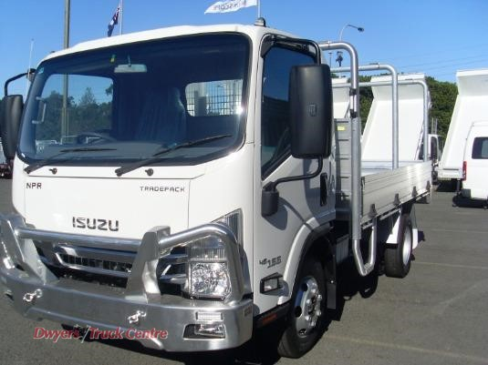 2019 Isuzu NPR 45 155 SWB Tradepack Dwyers Truck Centre - Trucks for Sale