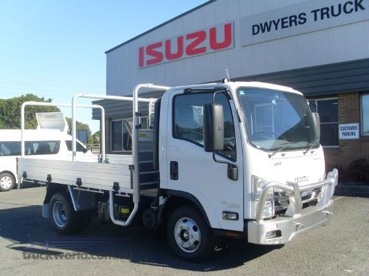 2019 Isuzu NPR 45 155 SWB Tradepack Trucks for Sale