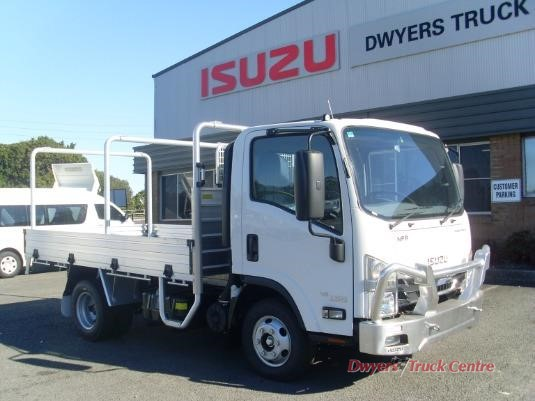 2019 Isuzu NPR 45 155 SWB Tradepack Dwyers Truck Centre - Trucks for Sale