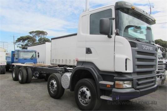 2008 Scania R420 - Truckworld.com.au - Trucks for Sale