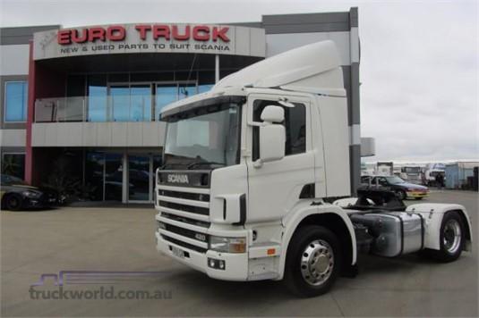 1999 Scania P124G/H/L/LA Trucks for Sale