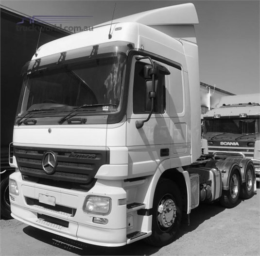 2007 Mercedes Benz other Trucks for Sale