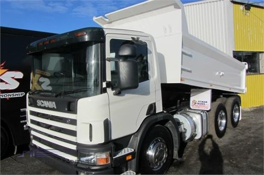 2007 Scania P420 Trucks for Sale
