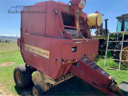 0 New Holland 650 Farm Machinery for Sale
