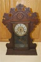 SESSIONS Windup Clock