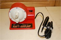 Raft Air Pump / Like New