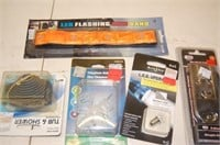 Misc 2, door bell ringer, box cutters, others