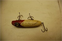 Painted Wood Lure