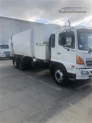 2006 Hino FM500 - Trucks for Sale