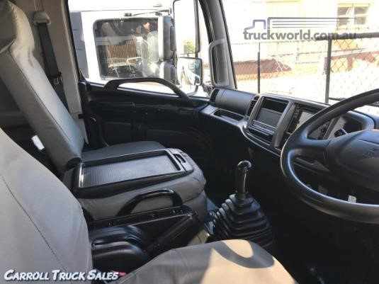 2012 Hino 500 Series 1426 FE Long Air Carroll Truck Sales Queensland - Trucks for Sale
