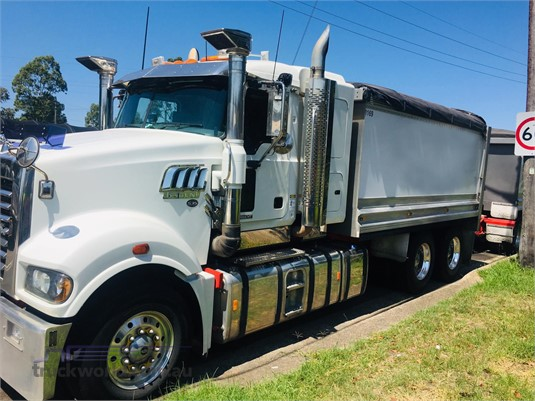 Mack Trucks For Sale >> 2008 Mack Granite 6x4 Truck For Sale Harris Trailers In New South