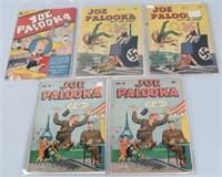 VINTAGE TOYS, CAP GUNS, & WESTERN COMIC BOOKS
