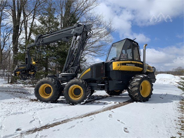 PONSSE Forestry Equipment Auction Results - 23 Listings