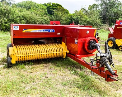 New Holland Square Balers For Sale In Texas - 20 Listings