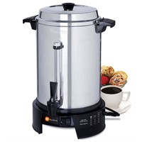 """""""As Is"""" West Bend 55-Cup Coffee Urn"""