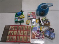 Box Lot of Children Related Items
