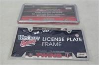 MLB & Superior License Plate Frames