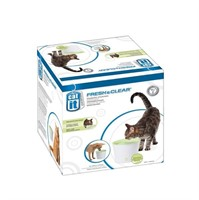 Catit Design Fresh and Clear Cat Drinking