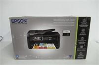 Epson Canada Workforce WF-7610 Wireless and Wi-Fi