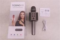 TOSING 008 Wireless Bluetooth Karaoke Microphone -