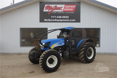 New Holland T4050 Auction Results 1 Listings Machinerytrader