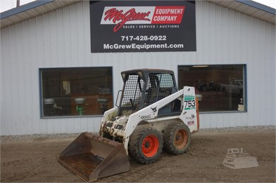 BOBCAT 753G Auction Results - 1 Listings | MachineryTrader li - Page