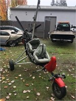 2000 North Wing Ultralight Trike | Apple Towing Co
