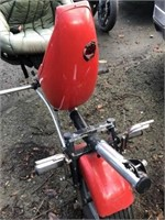 2000 North Wing Ultralight Trike   Apple Towing Co