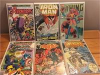 Vintage Comics Lot 2