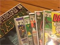 Vintage Comics Lot 4