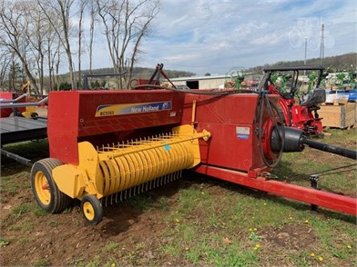New Holland Small Square Balers For Sale In Staunton, Virginia - 16